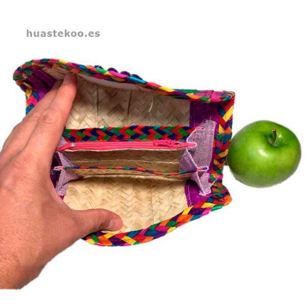 Billetera artesanal mexicana Ref:200001 - Tienda de productos mexicanos en Madrid - 13