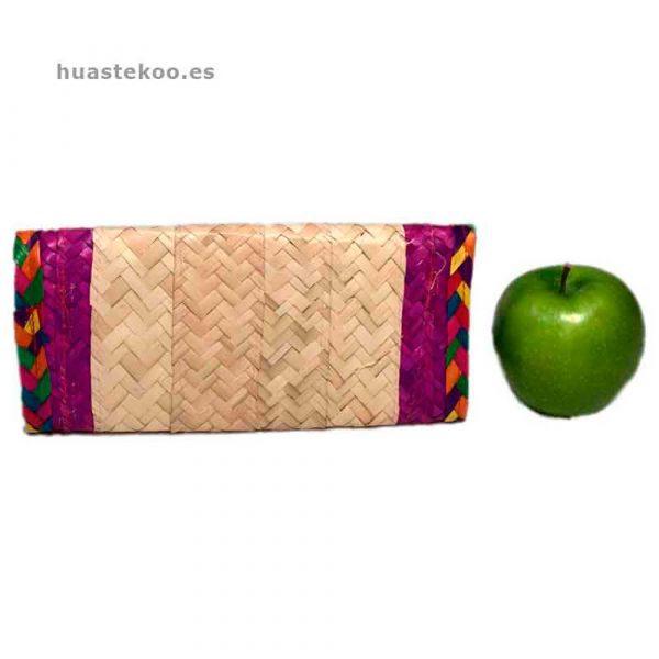 Billetera artesanal mexicana Ref:200001 - Tienda de productos mexicanos - Huastekoo - 14