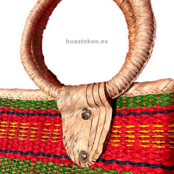 Bolso artesanal mexicano - Tienda mexicana en Madrid, España Huastekoo.es - 100001 - 12