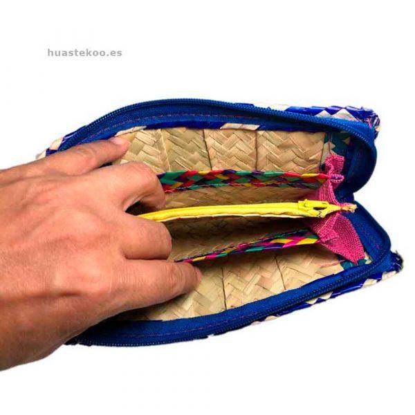 Billetera artesanal de México - Tienda mexicana en España Huastekoo.es - 200004 - 5