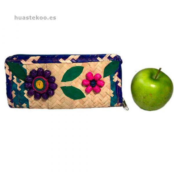 Billetera artesanal de México - Tienda mexicana en España Huastekoo.es - 200004 - 4