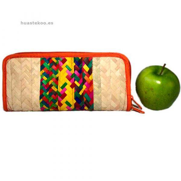 Billeteras artesanales mexicanas - Tienda de productos mexicanos en España Huastekoo.es - 200005