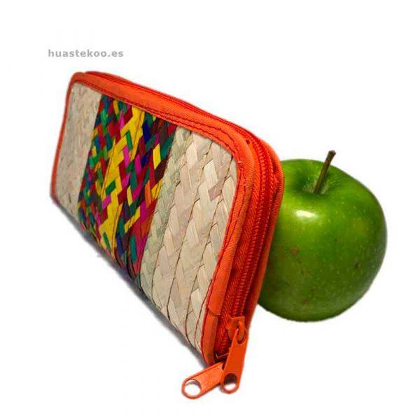 Billeteras artesanales mexicanas - Tienda de productos mexicanos en España Huastekoo.es - 200005 - 3