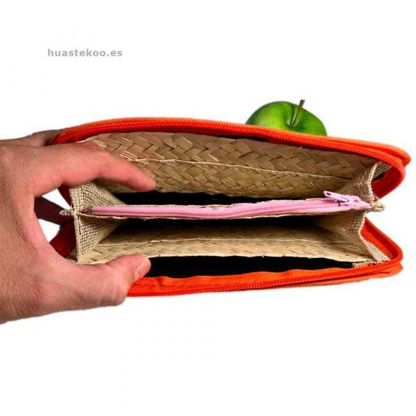 Billeteras artesanales mexicanas - Tienda de productos mexicanos en España Huastekoo.es - 200005 - 4