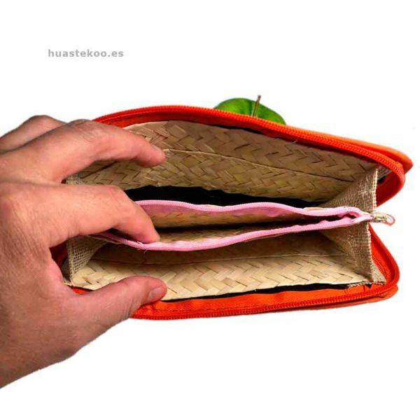 Billeteras artesanales mexicanas - Tienda de productos mexicanos en España Huastekoo.es - 200005 - 5