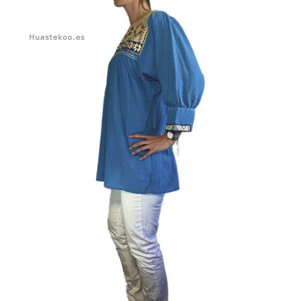 Blusa artesanal mexicana - Tienda mexicana Huastekoo.es - 800002 - 2