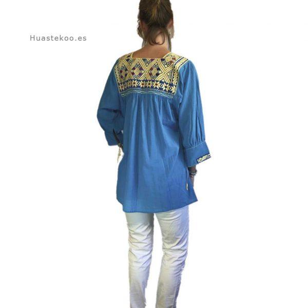 Blusa artesanal mexicana - Tienda mexicana Huastekoo.es - 800002