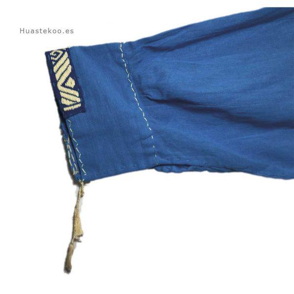 Blusa artesanal mexicana - Tienda mexicana Huastekoo.es - 800002 - 8