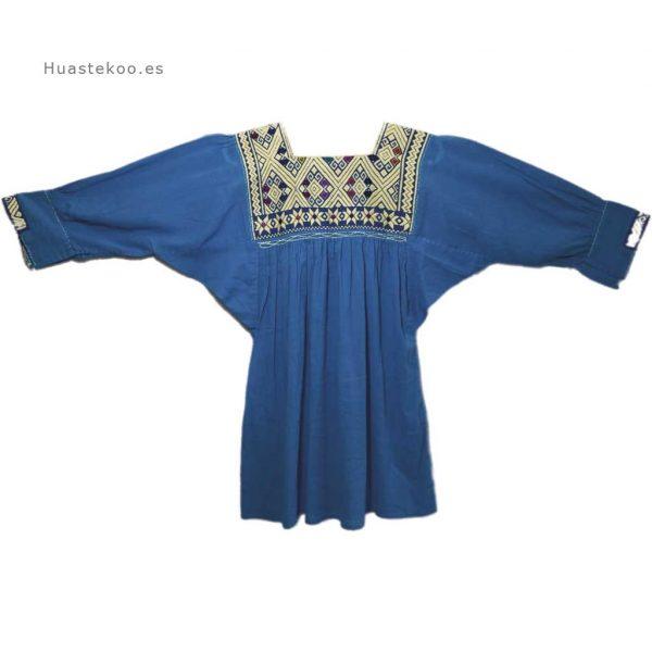 Blusa artesanal mexicana - Tienda mexicana Huastekoo.es - 800002 - 9