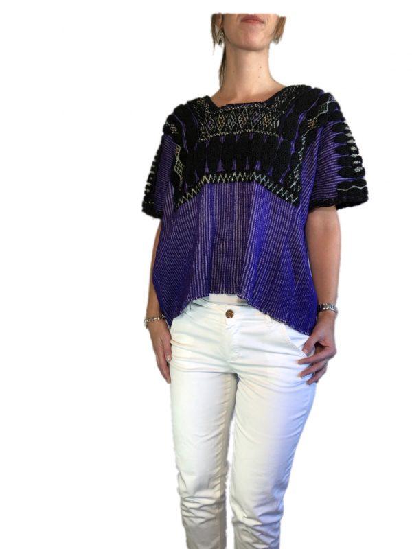 Blusa mexicana - Tienda mexicana online Huastekoo.es - 800003 - 8