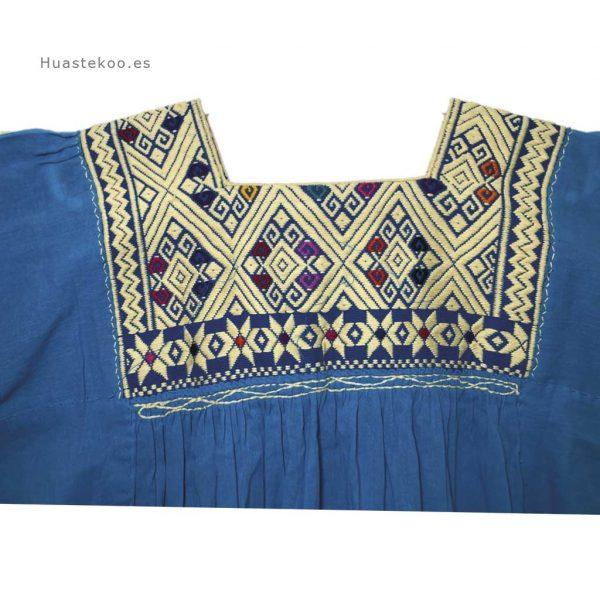 Blusa artesanal mexicana - Tienda mexicana Huastekoo.es - 800002 - 7