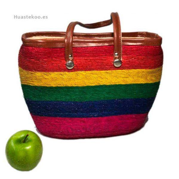 Bolso artesanal mexicano para regalo original - Tienda mexicana Huastekoo.es - 100008 - 4
