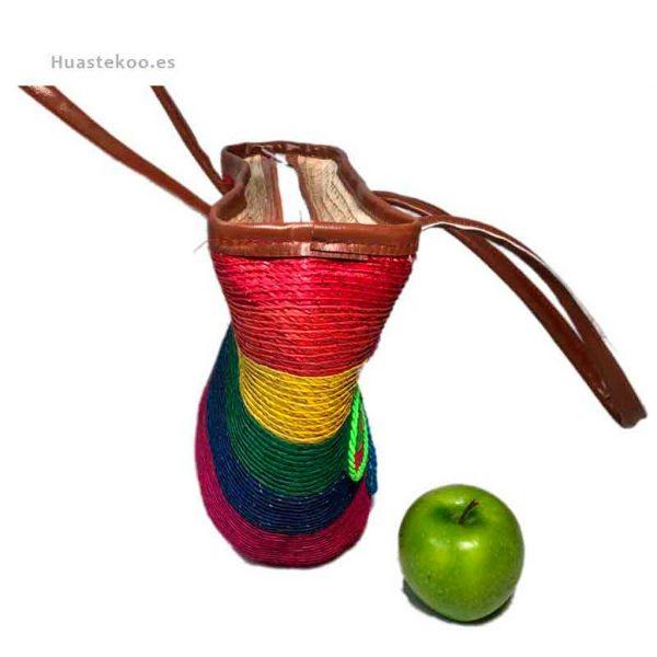 Bolso artesanal mexicano para regalo original - Tienda mexicana Huastekoo.es - 100008 - 2