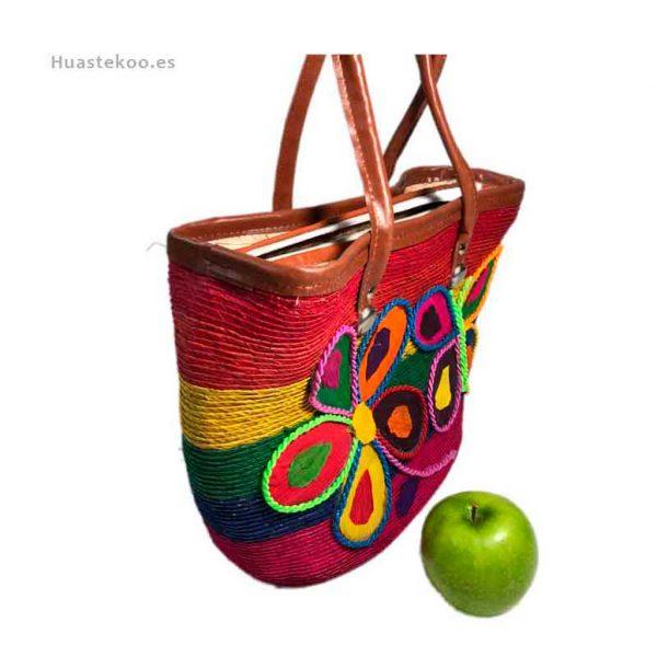 Bolso artesanal mexicano para regalo original - Tienda mexicana Huastekoo.es - 100008 - 3