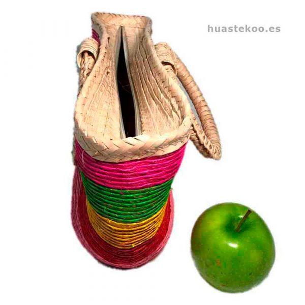 Bolso de colores artesanal mexicano - Productos mexicanos Huastekoo.es - 100004 - 4