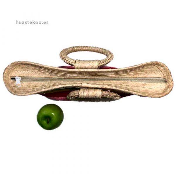 Bolso de colores artesanal mexicano - Productos mexicanos Huastekoo.es - 100004 - 5