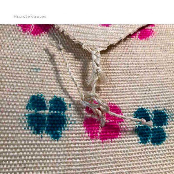 Bolso morral huasteco hecho a mano por artesanos mexicanos - Tienda mexicana online - 100011 - 5