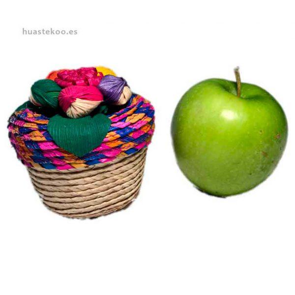 Caja para joyas mexicano hecho a mano como regalo original - Tienda mexicana online - 400003