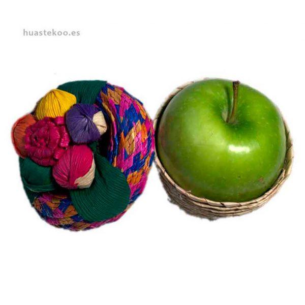 Caja para joyas mexicano hecho a mano como regalo original - Tienda mexicana online - 400003 - 3