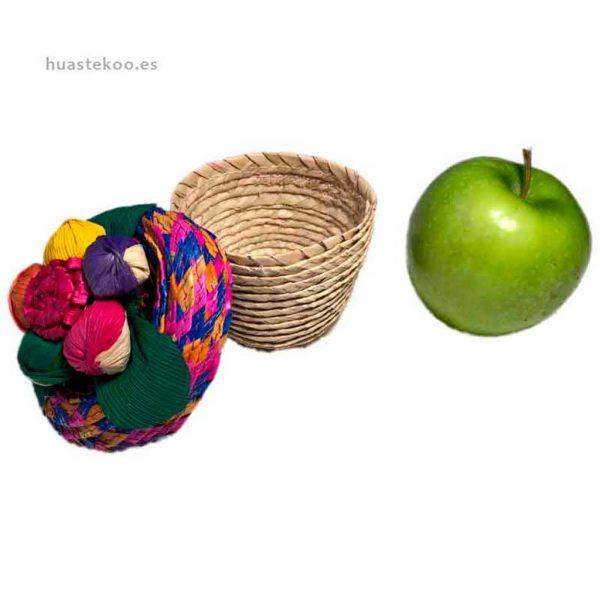 Caja para joyas mexicano hecho a mano como regalo original - Tienda mexicana online - 400003 - 2