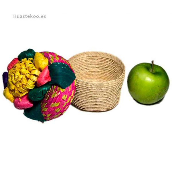 Estuche para joyas mexicano hecho a mano - Tienda mexicana online - 400002 - 3