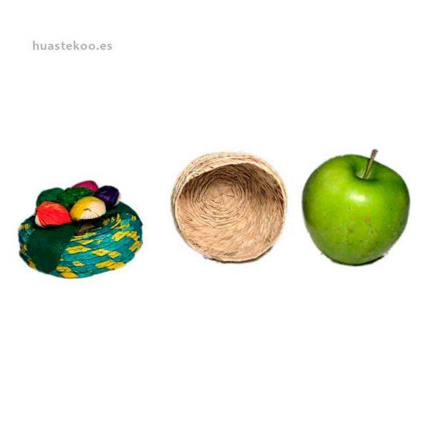 Estuche para joyas artesanal mexicano hecho a mano como regalo original - Tienda mexicana online - 400004 - 3