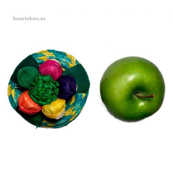 Estuche para joyas artesanal mexicano hecho a mano como regalo original - Tienda mexicana online - 400004 - 6