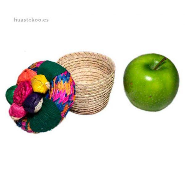Joyero estuche artesanal mexicano como regalo original - Tienda mexicana online - 400005 - 3