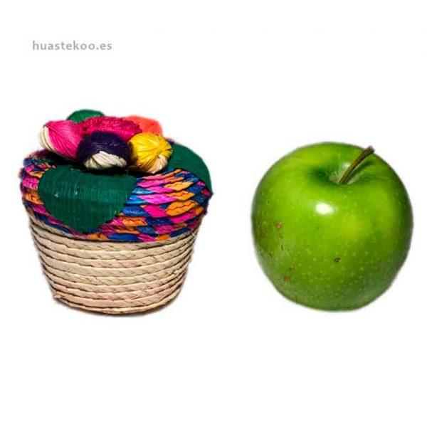 Joyero estuche artesanal mexicano como regalo original - Tienda mexicana online - 400005