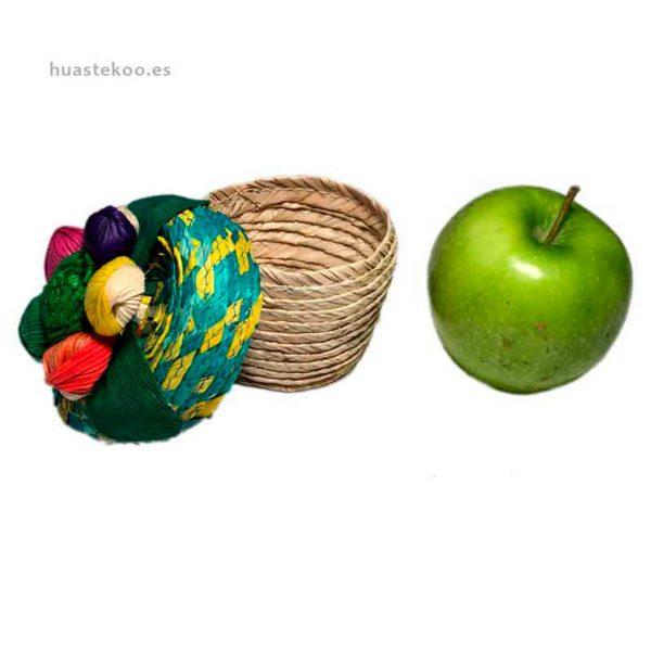 Estuche para joyas artesanal mexicano hecho a mano como regalo original - Tienda mexicana online - 400004 - 2