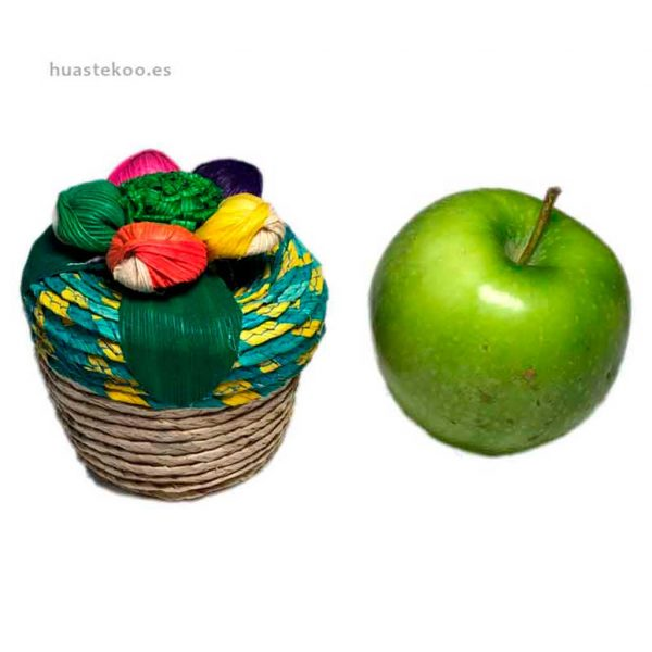 Estuche para joyas artesanal mexicano hecho a mano como regalo original - Tienda mexicana online - 400004