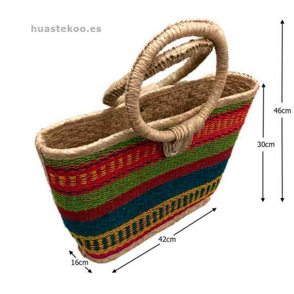 Bolso artesanal mexicano - Tienda mexicana en Madrid, España Huastekoo.es - 100001 - 16