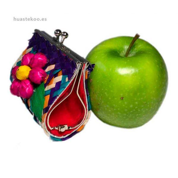 Monedero artesanal mexicano - Tienda mexicana online - 300001 - 2