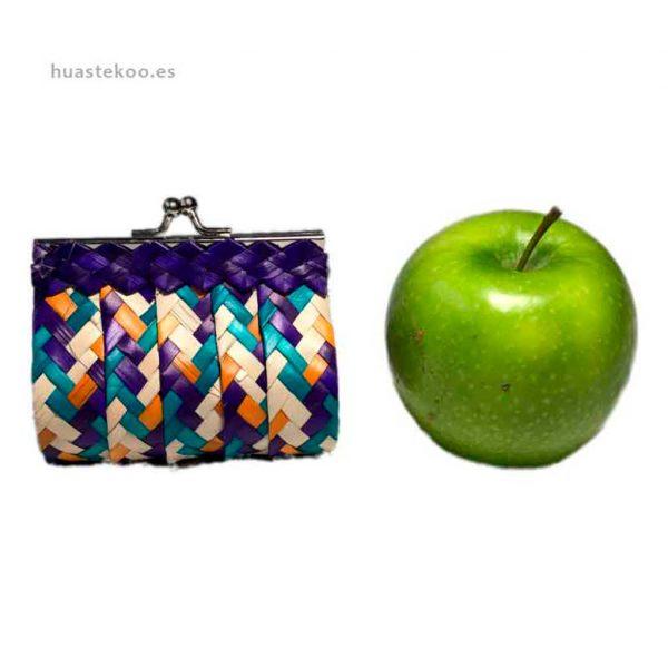 Monedero artesanal mexicano - Tienda mexicana online - 300001 - 3