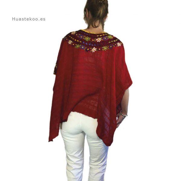 Poncho mexicano para mujer - Tienda mexicana online - 900001
