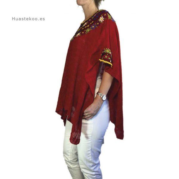 Poncho mexicano para mujer - Tienda mexicana online - 900001 - 2