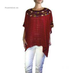 Poncho mexicano para mujer - Tienda mexicana online - 900001 - 3