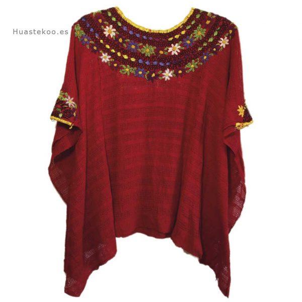 Poncho mexicano para mujer - Tienda mexicana online - 900001 - 9