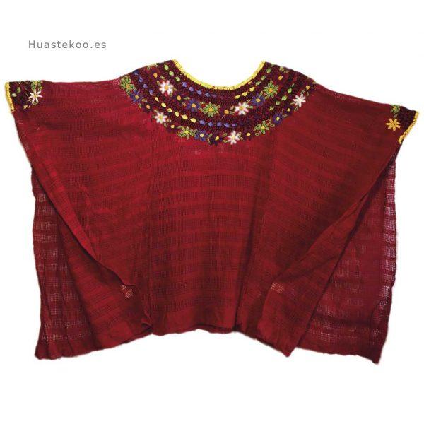Poncho mexicano para mujer - Tienda mexicana online - 900001 - 5