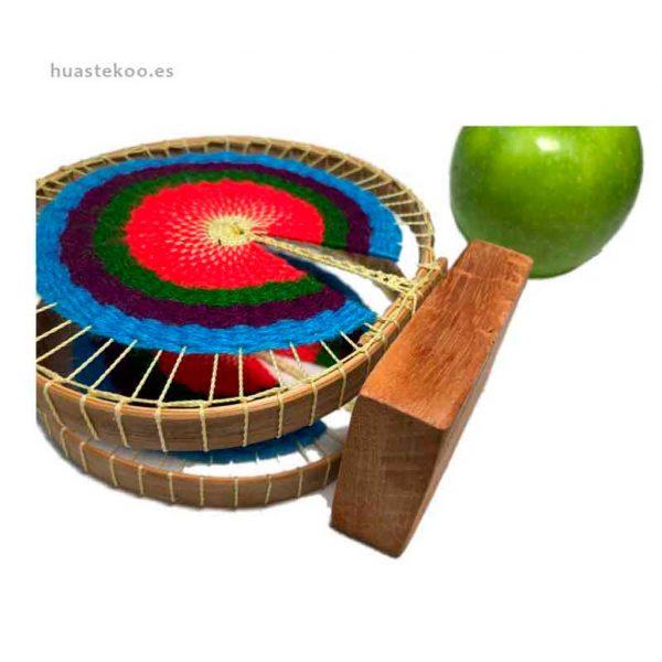 Servilletero artesanal mexicano para decoración o regalo - Tienda mexicana online Huastekoo.es - 600001 - 4