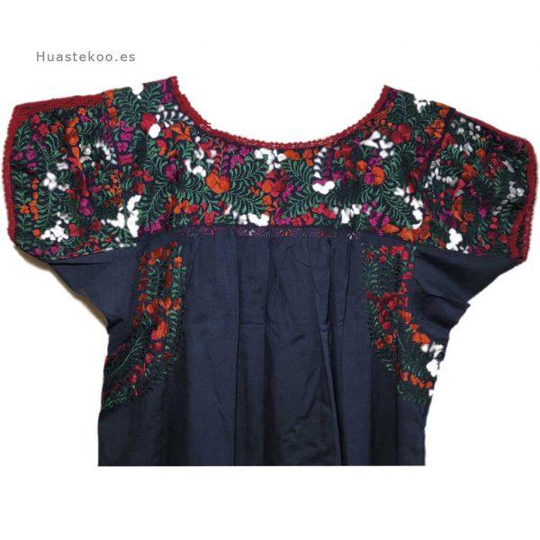 Vestido San Antonino artesanal mexicano - Tienda mexicana en Madrid, España - 700001 - 6