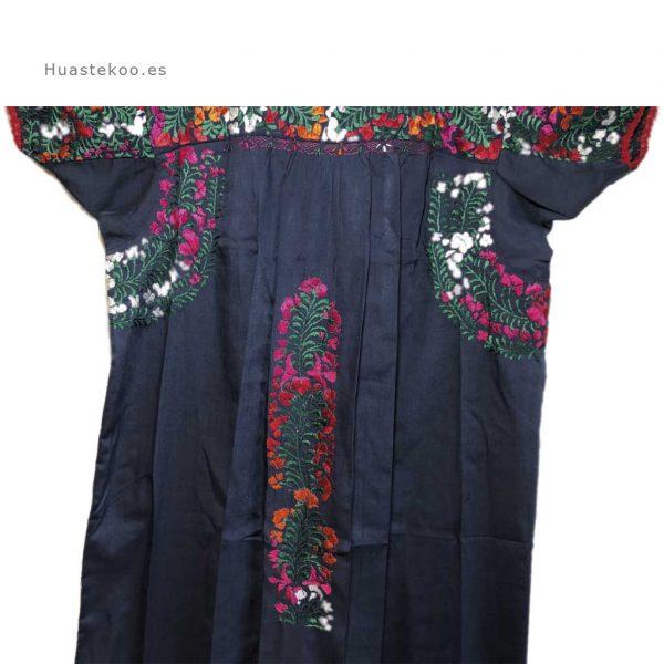 Vestido San Antonino artesanal mexicano - Tienda mexicana en Madrid, España - 700001 - 8