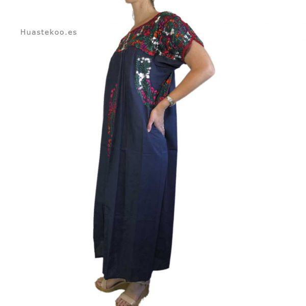 Vestido San Antonino artesanal mexicano - Tienda mexicana en Madrid, España - 700001 - 2