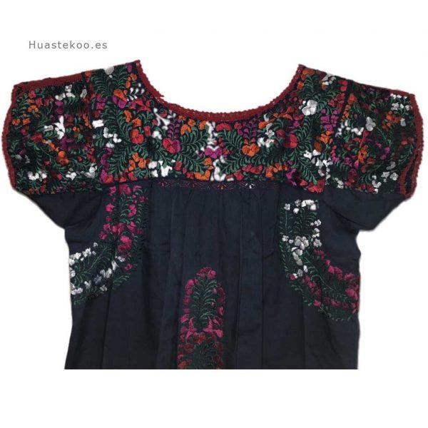 Vestido San Antonino artesanal mexicano - Tienda mexicana en Madrid, España - 700001 - 5