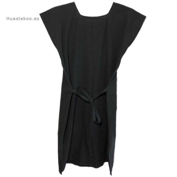 Vestido mexicano color negro - Tienda mexicana online - 700002 - 4