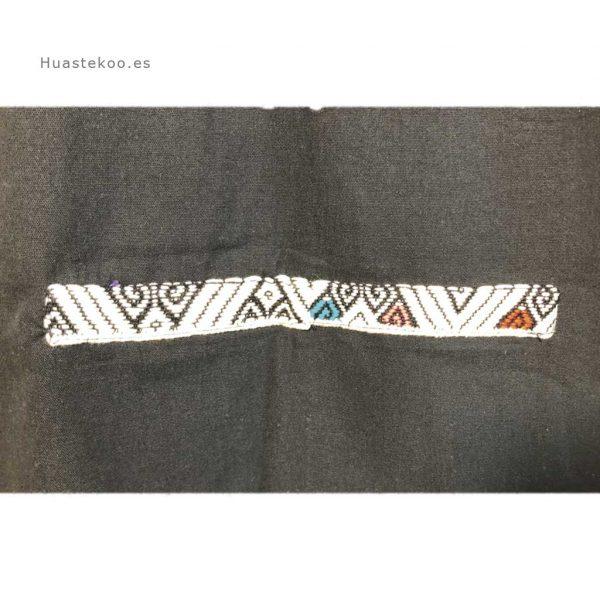 Vestido mexicano color negro - Tienda mexicana online - 700002 - 6