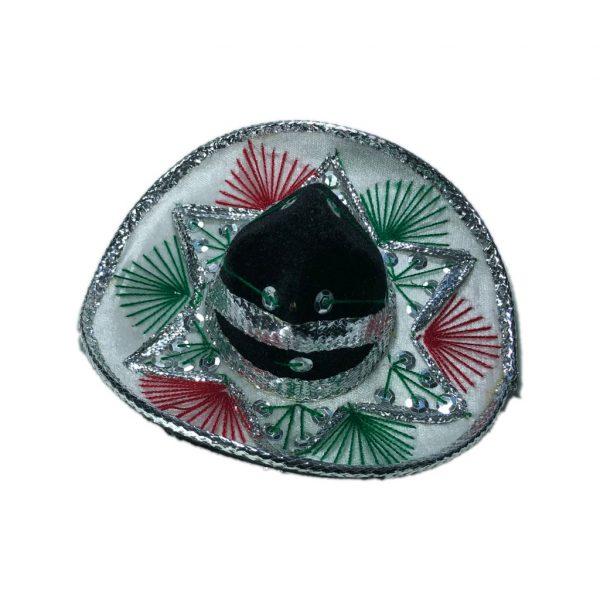 Sombrero miniatura de charro mexicano - Tienda mexicana online Huastekoo.es