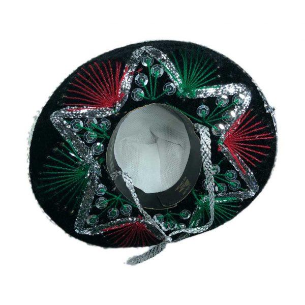 Sombrero miniatura de charro mexicano - Tienda mexicana online Huastekoo.es - España