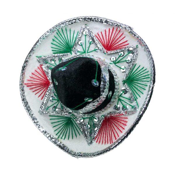 Sombrero miniatura de charro mexicano - Tienda mexicana en Madrid, España y Europa