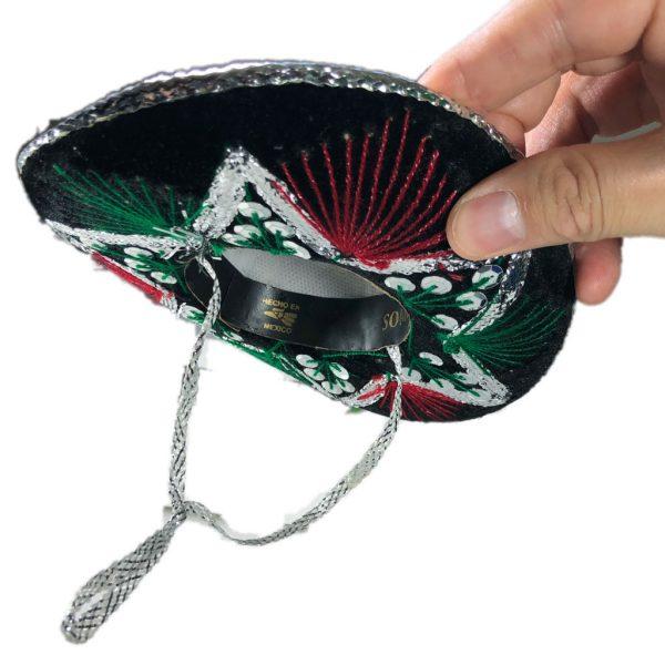 Mini sombrero de charro mexicano - Tienda mexicana Online Huastekoo.es